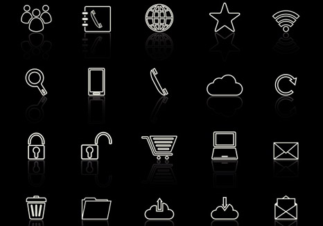 Elementy projektowe stron web