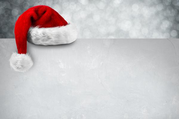 snieg xmas card