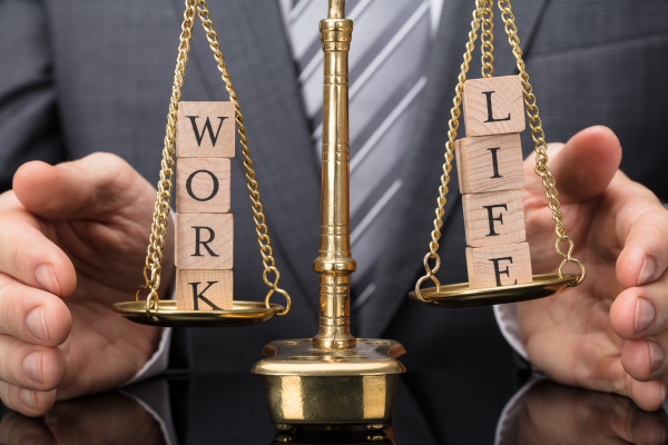 osoba ochrony skali sprawiedliwosci z pracy
