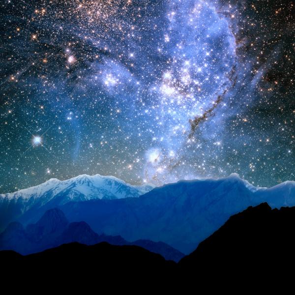 space wszechswiat universe kosmos energia elektrycznosc