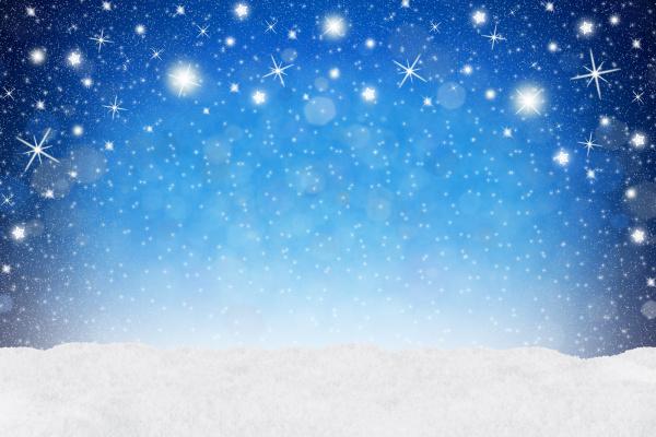 xmas tlo niebieski snieg
