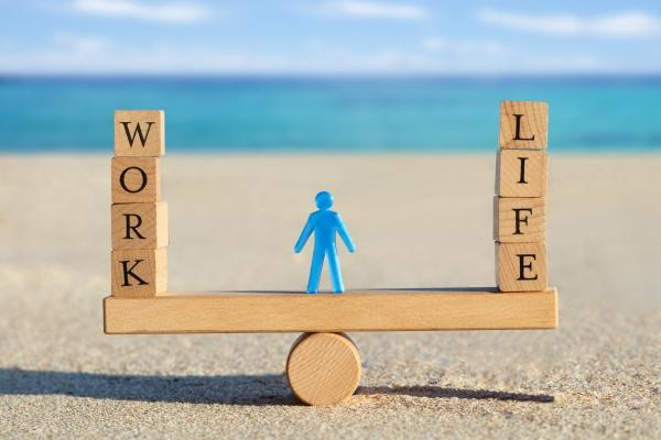 drewniane bloki pracy i zycia rownowazenia