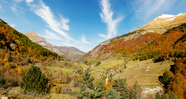color, of, autumn, at, mountain, - 28215169