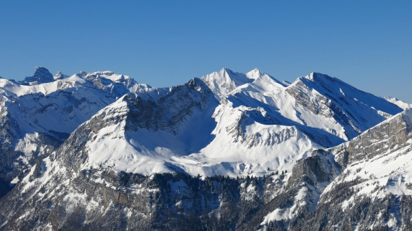 wysokie, góry, w, środkowej, szwajcarii, widok, z - 29777384