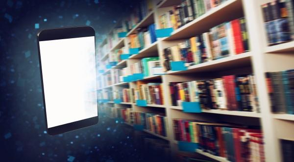 proces digitalizacji od ksiazek do ebookow