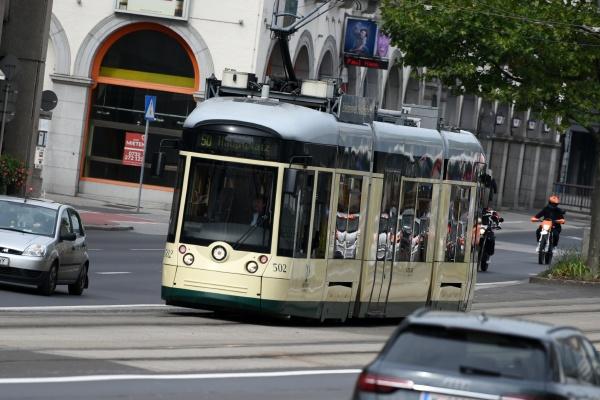 poestlingbergbahn w linzu oberoesterreich OEsterreich