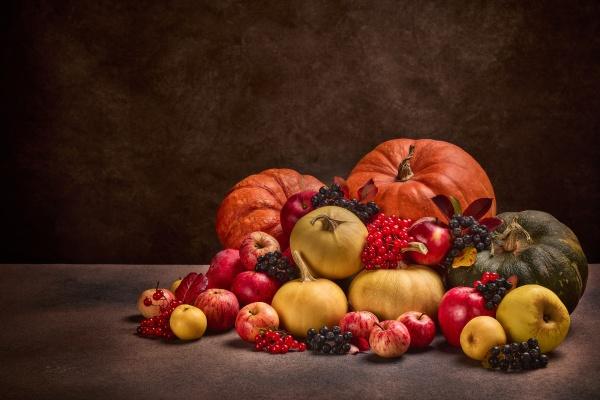 autumn, harvest, , happy, thanksgiving, day, , halloween. - 30791782
