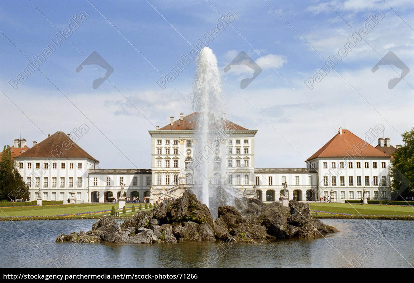 zamek, nymphenburg - 71266