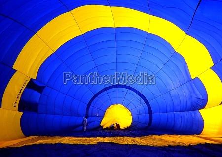 niebieski sport sporty balon balonik dymek