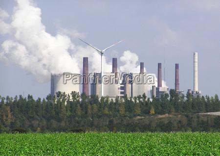 energia elektryczna sila wiatru ochrona srodowiska
