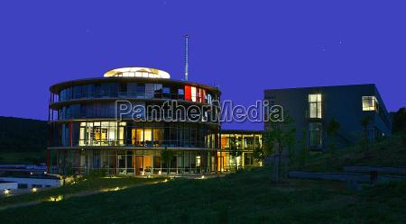noc nocy styl budowy architektura baukunst