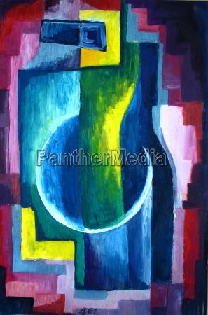 sztuka obraz kolor malarstwo streszczenie fotografia