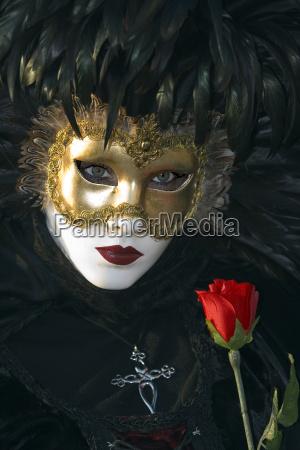 wenecja bizuteria ozdoby maski mysterious tajemniczy