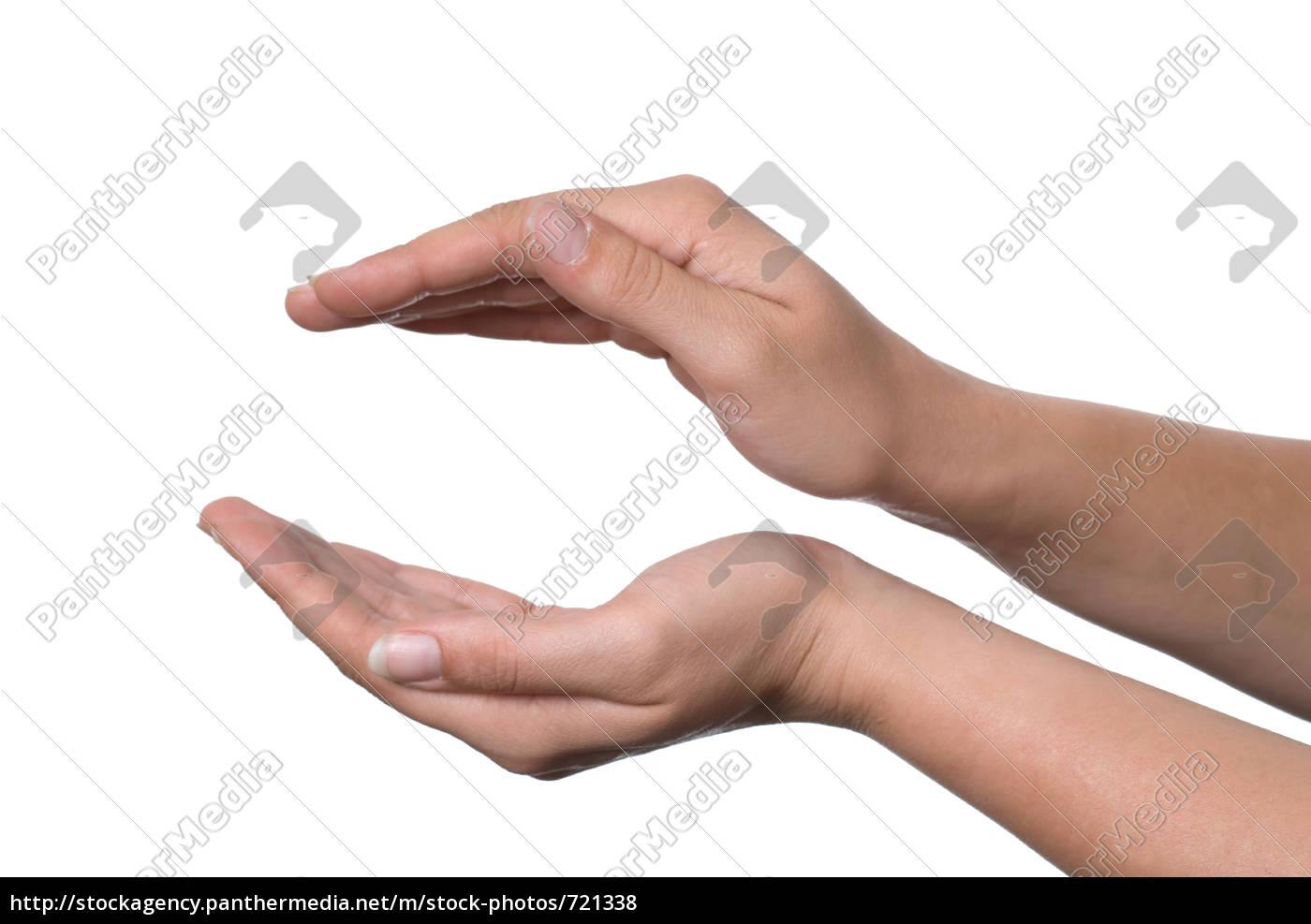 formularz, ręce, ball - 721338