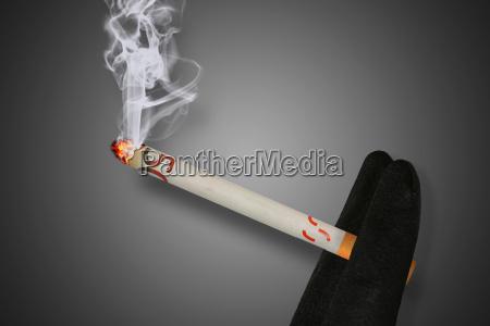 palenie wedzone pali dym skrupuly papieros