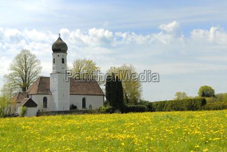 kosciol kaplica wiosna krynica pielgrzymka starnberg