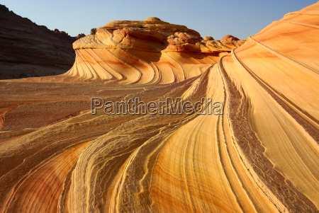 usa fala piaskowiec mikrostruktury struktura budynek