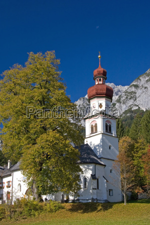 st michael in the gnadenwald