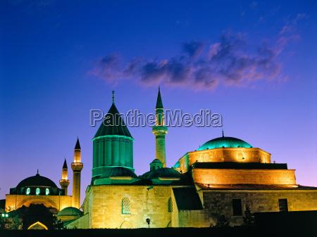 meczet selimiye w konya turcja