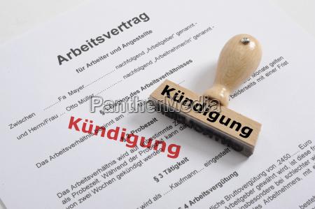 zakonczenie rozwiazane umowy o prace