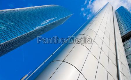 frankfurts skyscrapers