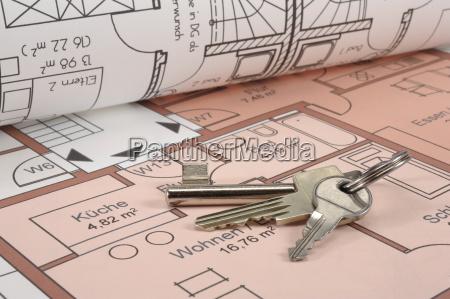 building construction plan