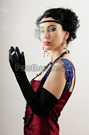 palenie lady iii