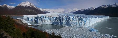park narodowy argentyna lodowiec gigantyczny