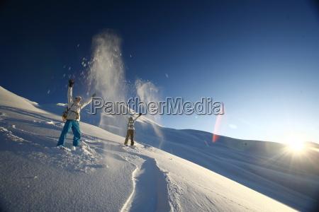 wycieczka na narty