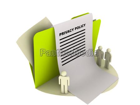 ikona polityki prywatnosci