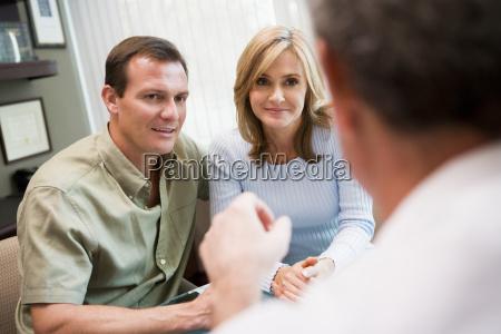 para w konsultacji w klinice ivf
