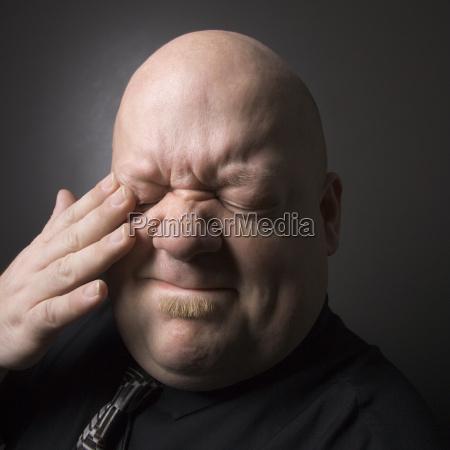 wyraz twarzy czlowieka