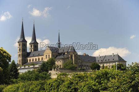 unesco bamberg monastery church