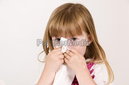 dmuchac nos dziewczynki