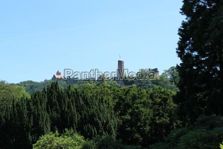 two castles city
