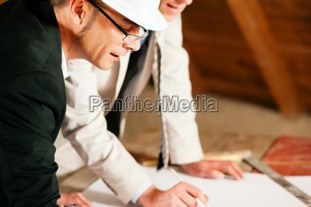 architekt i inzynier budownictwa
