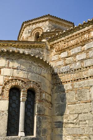 detal kosciol grecja gotteshaus styl budowy