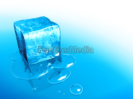 kostka lodu