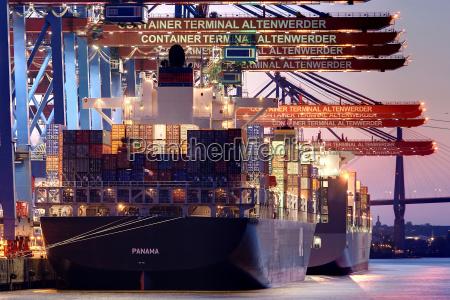 statek panamski