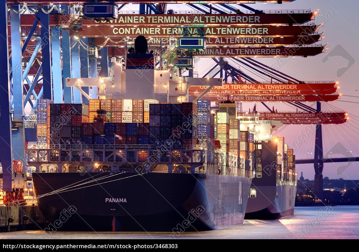statek, panamski - 3468303