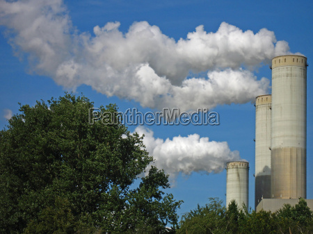 elektrownia para wodna pary para zanieczyszczenia