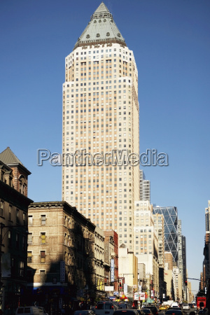 low angle view of buildings eighth