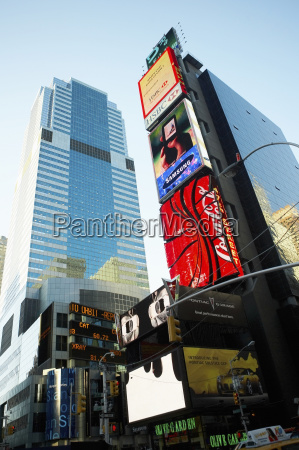 low angle view of buildings in