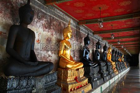religia swiatynia budda tajlandia bangkok buddyzm