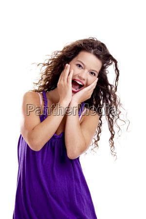 kobieta womane baba piekny mily zabawny