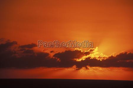 kolor oblok chmura chmurka chmurki usa