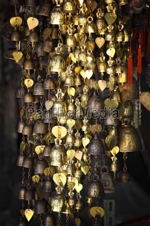 ancient thai bells
