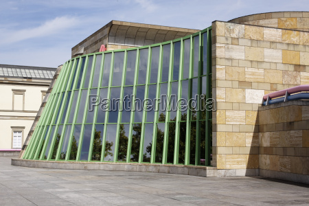 sztuka nowoczesne nowoczesna stuttgart styl budowy