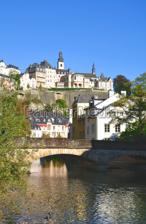 in luxembourg city district reason