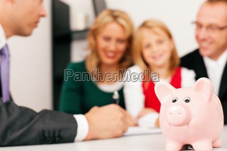rodzina i doradcy finanse